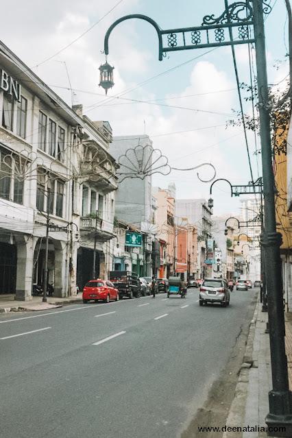 Jalan Kesawan Medan