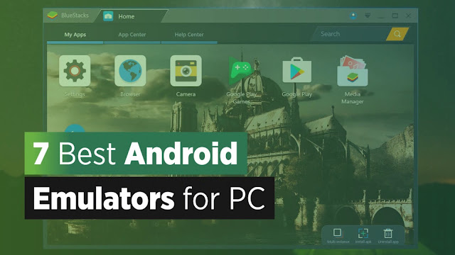 Here are our 7 top picks for Android Emulators on PC for playing games, testing apps (like Instagram on PC), or just using android on your windows or mac operating systems.