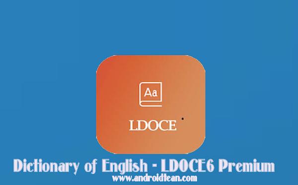 Dictionary of English - LDOCE6 Premium 1.0.2 APK
