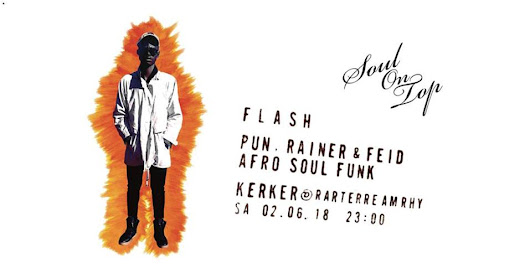 Flash (Official Soul On Top Afterparty)