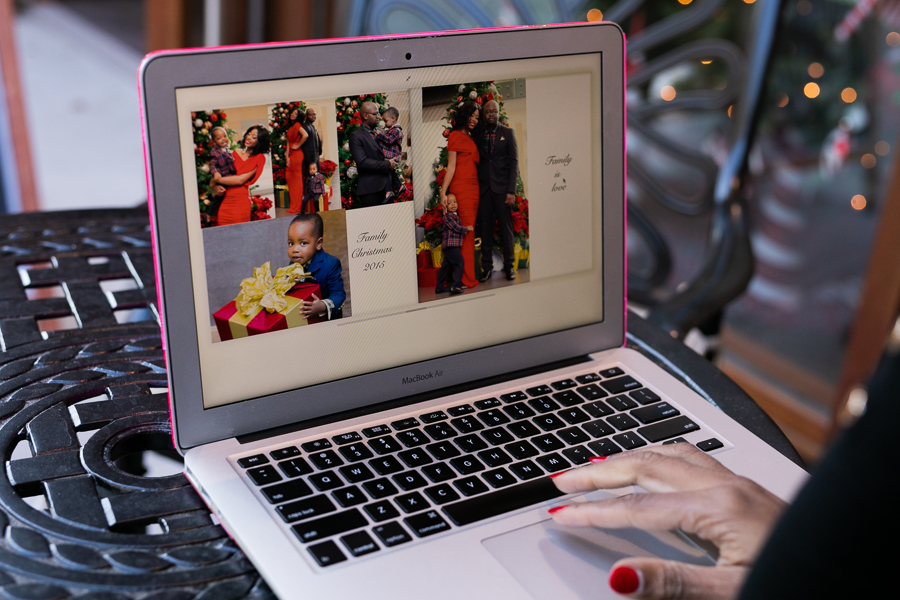 Hardcover Photo book Using Blurb for holiday gift, www.jadore-fashion.com
