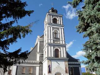 Житомир. Костёл св. Иоанна из Дукли