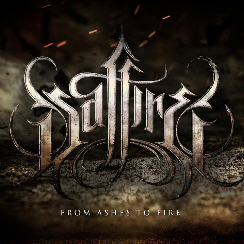 SAFFIRE - From Ashes To Fire (2013) mp3 download