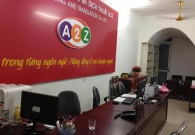 Dịch thuật tại Biên Hòa - Đồng Nai chuyên nghiệp sự lựa chọn cho mọi người