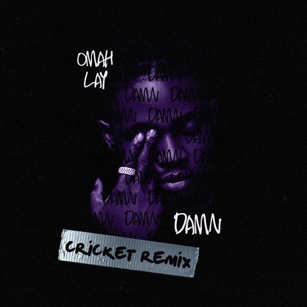 Omah Lay – Damn (Cricket Remix) #Arewapublisize