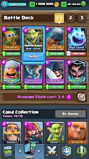 Clash Royale 1.7.0 Unlimited MOD/Cracked Apk
