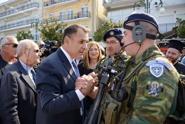 Ελπίδα στην ασφαλιστική ανασφάλεια των ΕΠΟΠ έδωσε ο ΥΕΘΑ Ν. Παναγιωτόπουλος