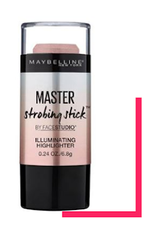 Prueba el iluminador Master Strobing Sticks de Maybelline