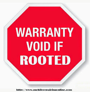 does rooting your android phone void warranty