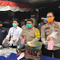 Beredar Di 4 Kabupaten, Pasutri Penjual Daging Oplosan Sapi Dan Celeng Ditangkap Polisi