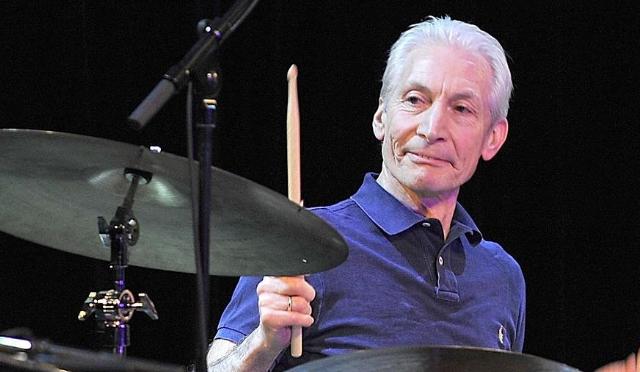 È morto Charlie Watts, batterista dei Rolling Stones