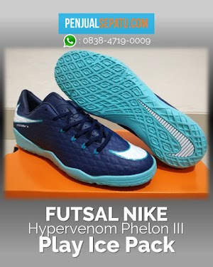 Nike Hypervenom Phelon III Play Ice Pack