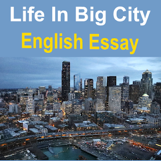 English Essay For Every Class Life In A Big City