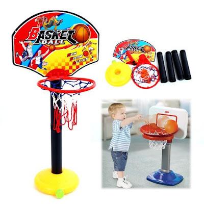 Đồ chơi bóng rổ cho trẻ em bền đẹp tại Gia Nhi Sport
