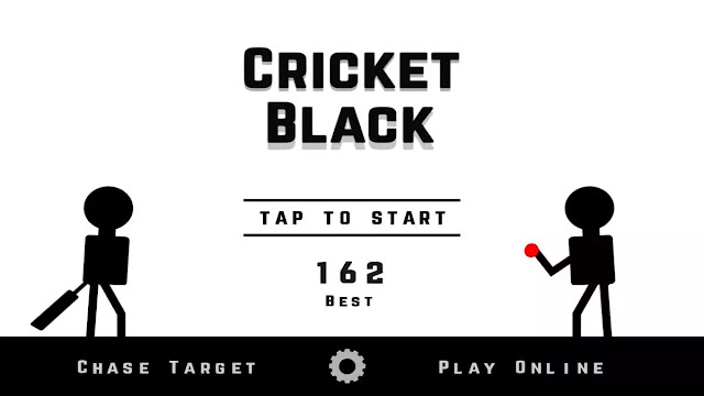 Cricket Black Android Game