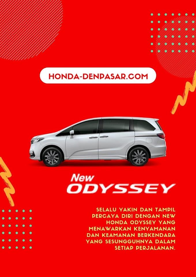 Promo Honda Odyssey Bali