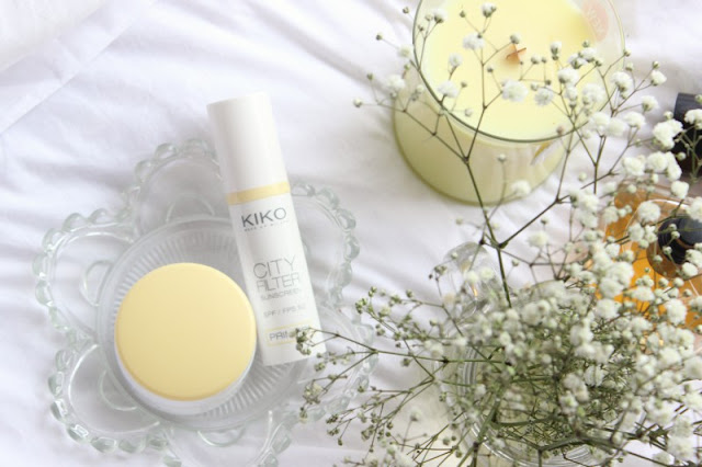 Kiko City Filter Sunscreen SPF 50 Primer Review