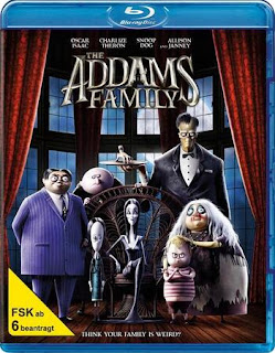 The Addams Family 2019 BluRay