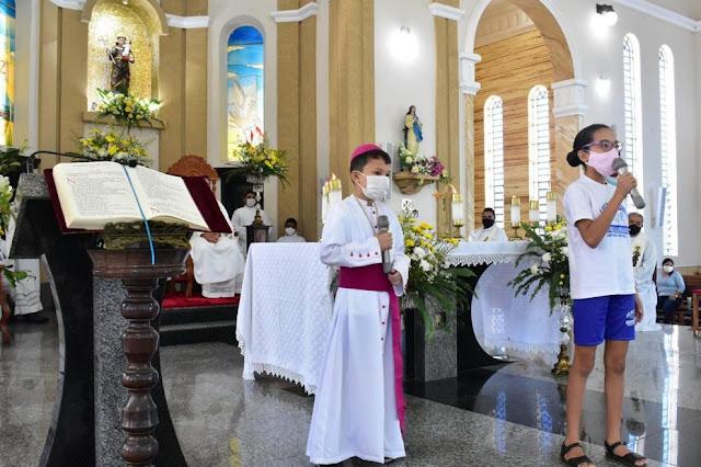 100 anos de Dom Abel: Diocese lembra legado do primeiro bispo