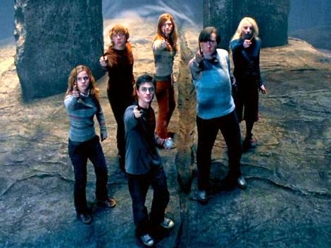 Review Harry Potter and the Order of the Phoenix (2007)