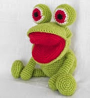 http://www.ravelry.com/patterns/library/frog-crochet-pattern-amigurumi-pattern