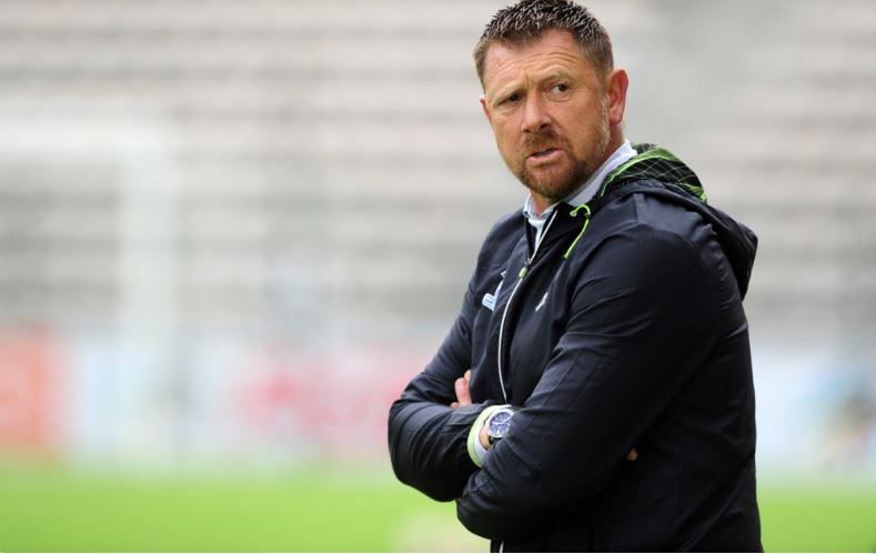Maritzburg United head coach Eric Tinkler