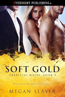 Goddess Fish Promotions Book Blast: Soft Gold by Megan Slayer