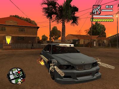 Mobil Full Armour GTA SA.