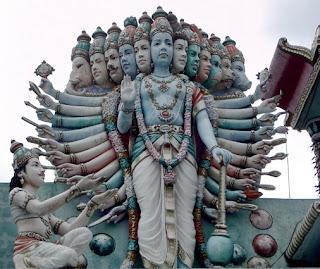 Krishna, the Vampire slayer Mahaavatar of Vishnu