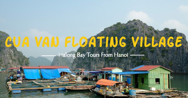 Experience Cua Van Fishing Village with Foreign Tourists