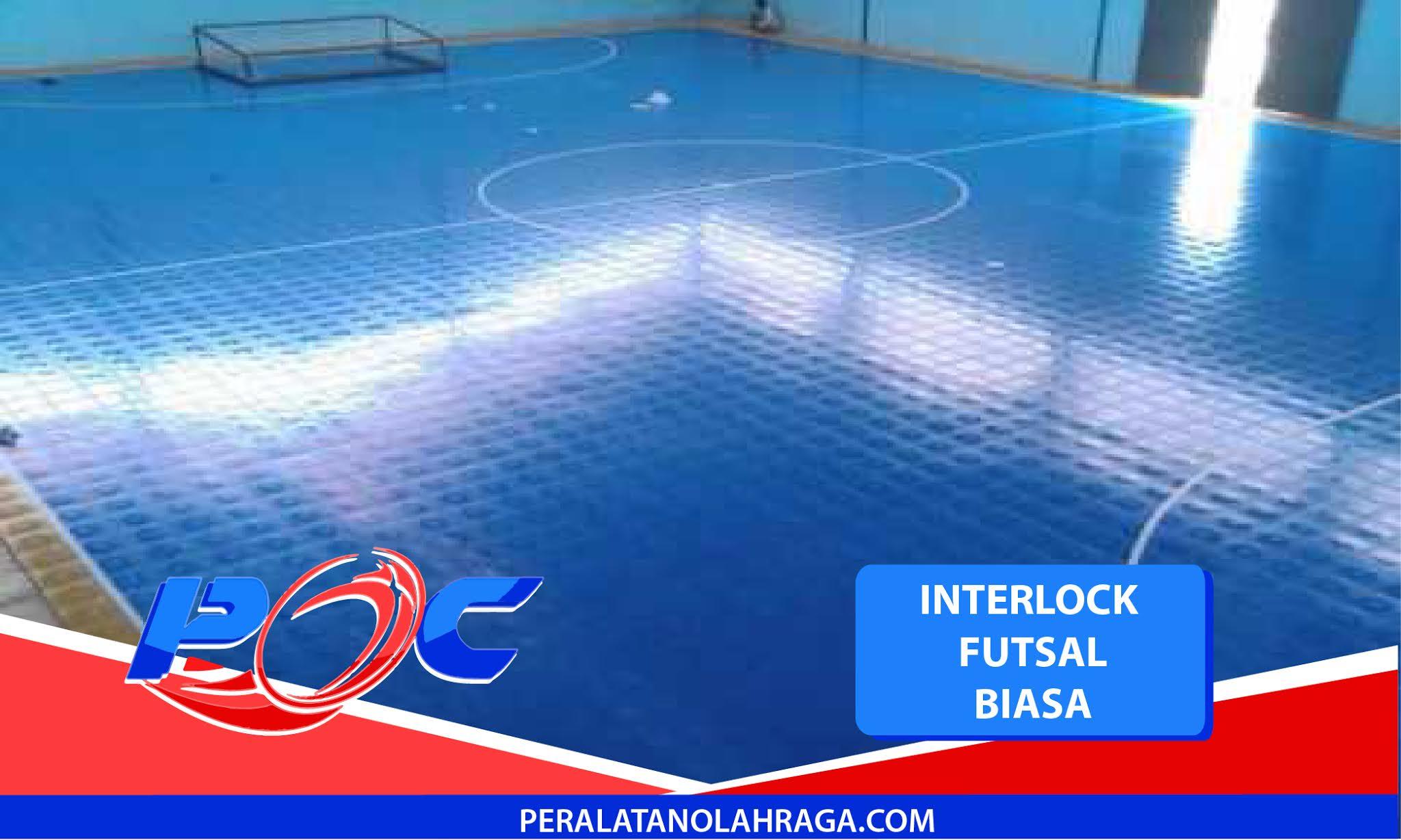 Interlock Futsal Biasa