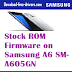 Stock ROM Firmware on Samsung A6 SM-A605GN