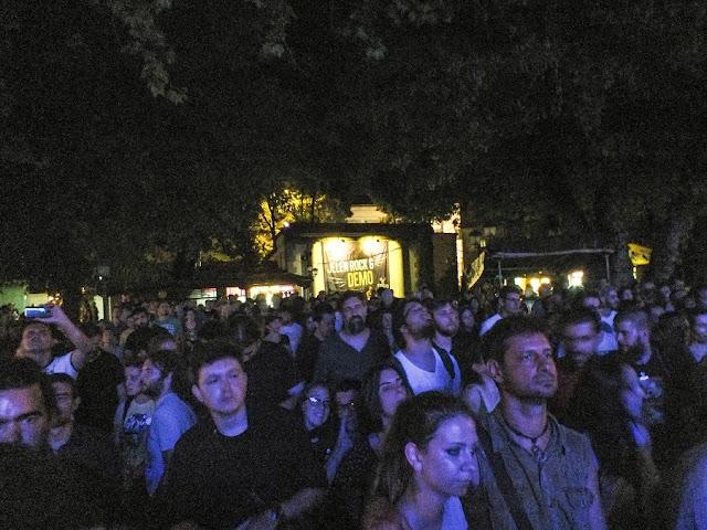 Garden stage, foto: Igor Kostić