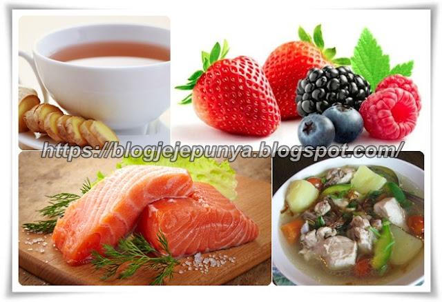 Anjuran Makanan Untuk Penderita Infeksi Telinga