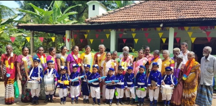 முல்லைத்தீவு தேவிபுரத்தில் மாவீரர் பெற்றோர் மதிப்பளிப்பு நிகழ்வு!