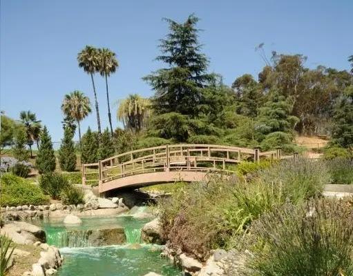 Lake Buena Vista Elysian Park Los Angeles, USA