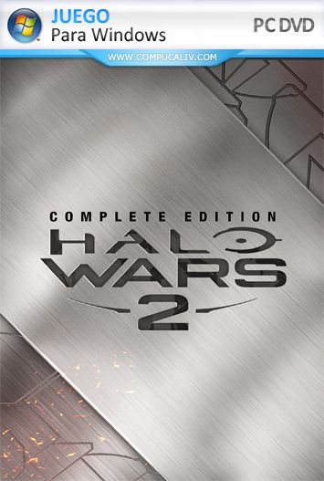 Halo Wars 2: Complete Edition (2017) PC Full Español