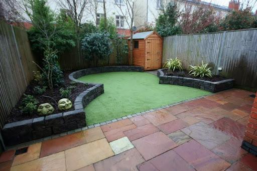 16 Minimalist Garden Design Ideas For Small Garden In 2020 Outdoor Gardens Design Small Backyard Landscaping Back Garden Design