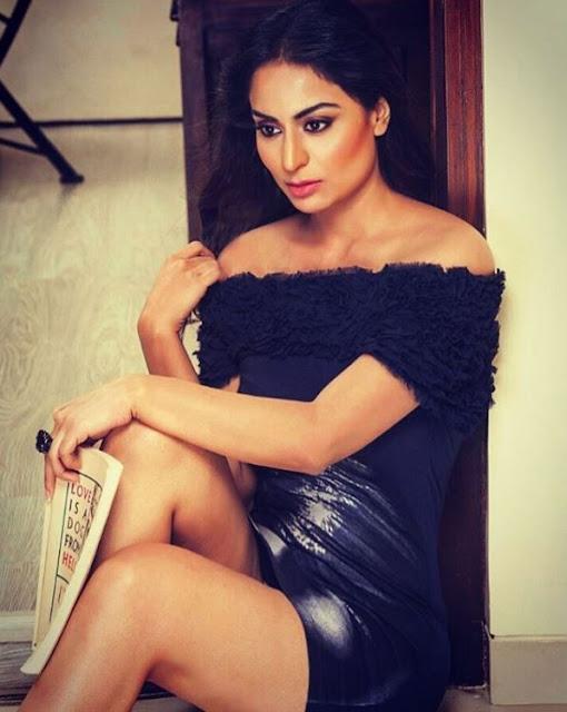 Bollywood Actress Damini Chopra Latest Photoshoot Pics Navel Queens