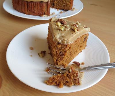 Caramel Butter Cake