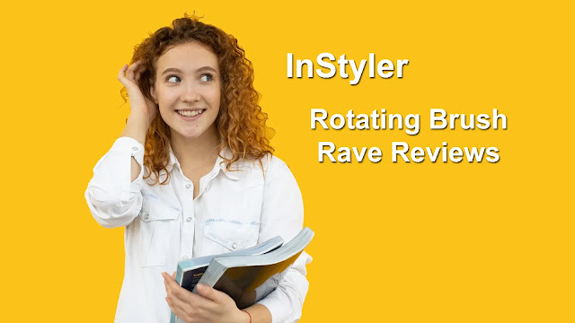 Rave Review InStyler Rotating Iron