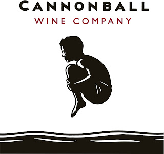 Cannonball Wine label - a reminder of simpler times