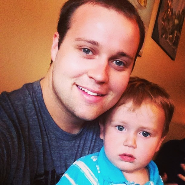 Josh and Michael Duggar