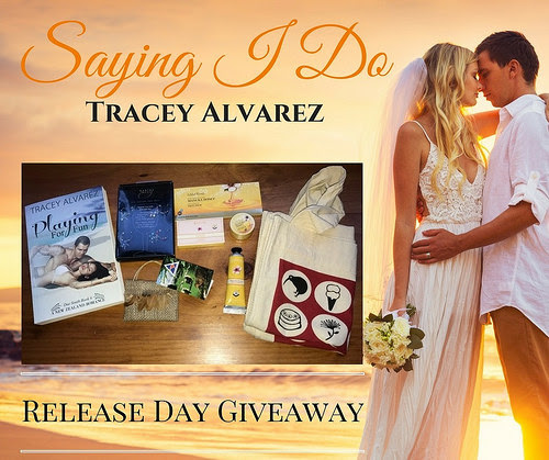 Book Thursday: Blitz and Review Saying I Do by Tracey Alvrez