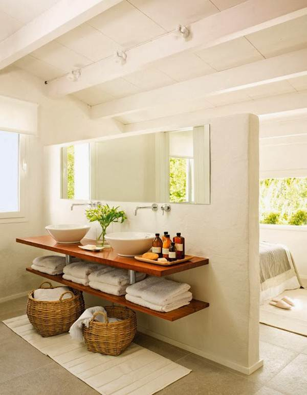 Different Bathrooms In Suites That Will Fall In Love 7