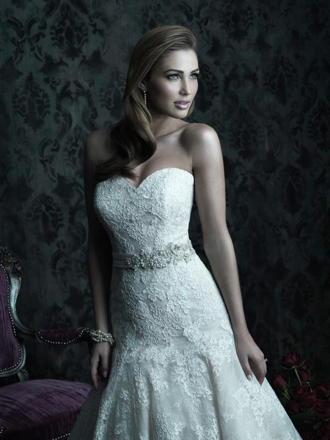 Allure Couture Fall 2012 + My Dress of the Week - Belle The Magazine