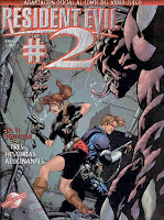 Resident evil comic tomo 2