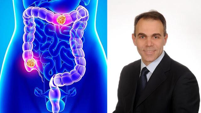 Ομιλία στο Ναύπλιο από το χειρουργό Γιάννη Βίρλο: «Καρκίνος Παχέος Εντέρου: Από τη πρόληψη στη θεραπεία»