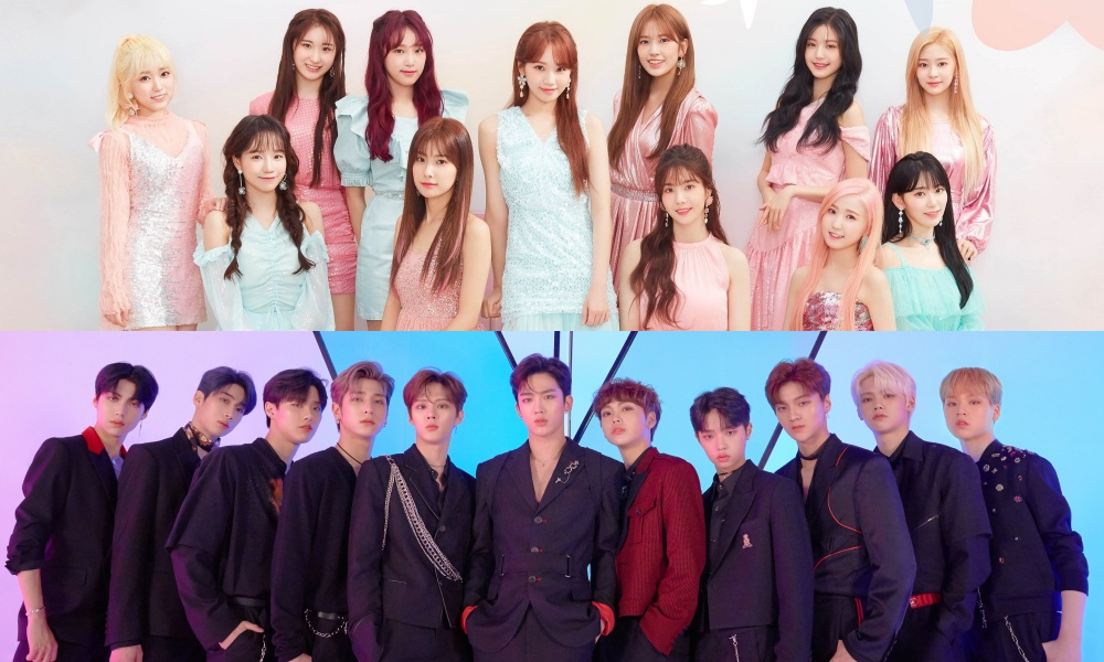 Agency Discusses The Dissolution of IZ*ONE and X1