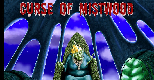 Curse of Mistwood - Deal of the Day.